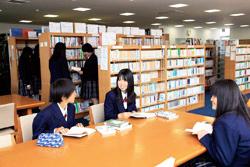 E.図書室