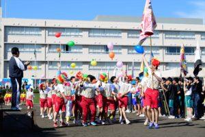 体育祭(10月)