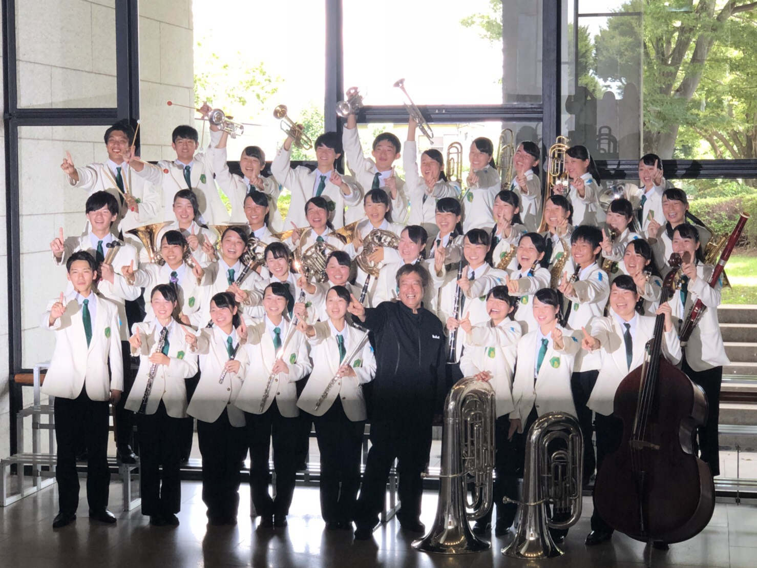 群馬 県 吹奏楽 コンクール 2019