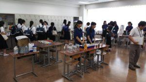 学校・コース紹介と施設見学・クラブ活動見学